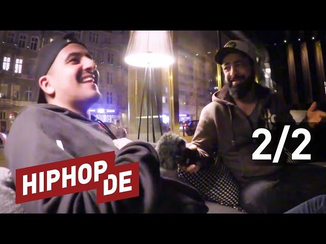 MC Bilal, der Moralapostel?! Fanfragen, Charts, Hak uvm. (unzensiertes Interview) #waslos