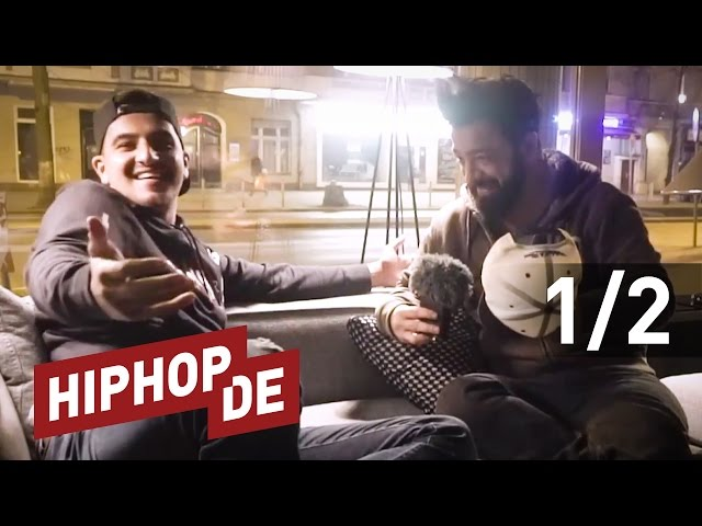MC Bilal: Rap-Videos auf Facebook, Heuchelei, Trauerfall in der Promophase uvm. (Interview) #waslos
