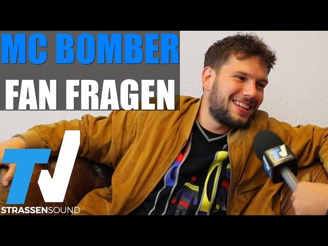 MC BOMBER Fan Fragen: Frauenarzt Singing, Predigt, Mülltüte, PBerg, Tour, Manny Marc, Yung Hurn, AK