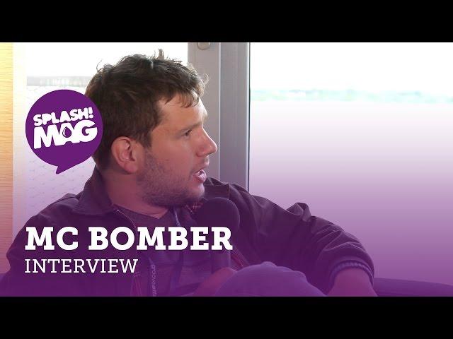 Interview: MC Bomber beim #splash18