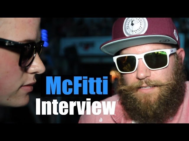MC FITTI INTERVIEW: BUSHIDO, KISS CUP, WM, CORNERN, BART, BRILLE, 30 GRAD, FUSSBALL, PFANDFLASCHEN