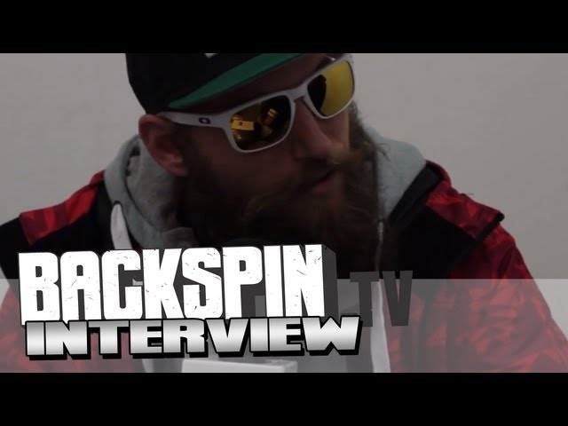 MC Fitti (Interview) | BACKSPIN TV #490