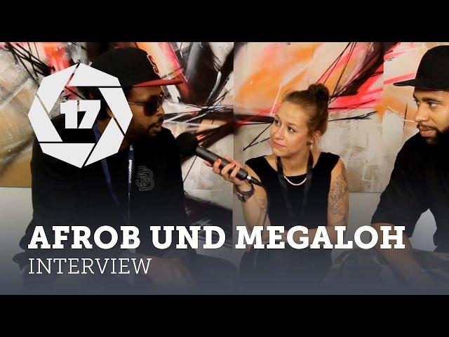 Afrob und Megaloh im Interview (splash! 17)