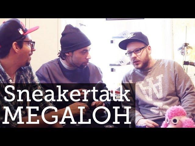 splash! Mag x Sneaker Freaker - Megaloh im Sneakertalk