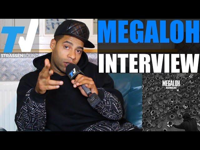 MEGALOH Interview: Afrika, Regenmacher, Max Herre, ASD, Sido, Dieter Bohlen, Joy, Chima Ede, Jay-Z