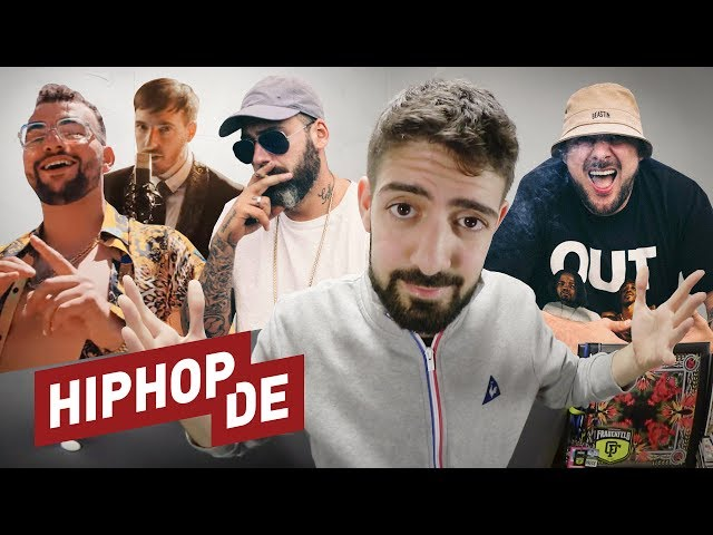 Miami Yacine, Casper, Kool Savas & Sido: Deutschrap brennt! – On Point