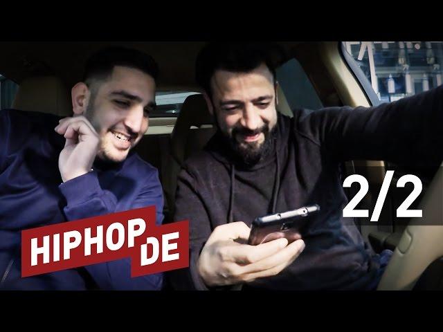 Milonair: 18 Karat, Kalim, Mosh36, Bonez MC, Farid Bang, Haftbefehl & Fard (Interview) #waslos