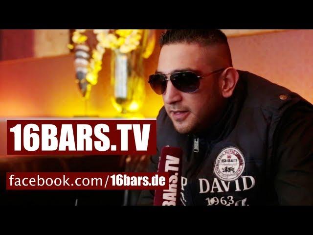 Interview: Milonair über sein Signing bei den Azzlackz & musikalische Einflüsse (16BARS.TV)