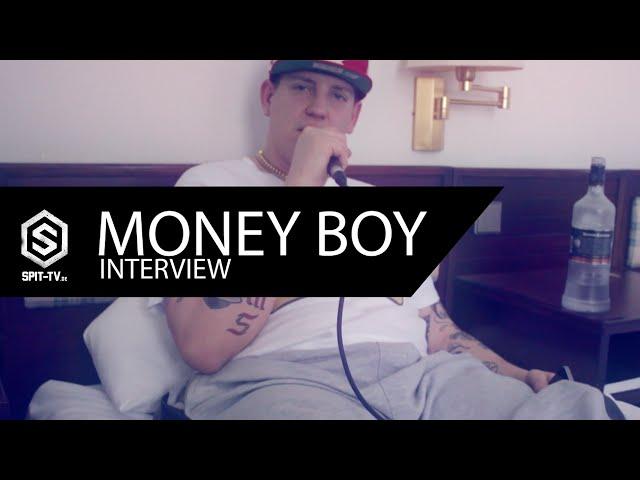 Money Boy über Alltag, Entstehung von Songs, joiz Interview, Beef, Beatauswahl uvm.