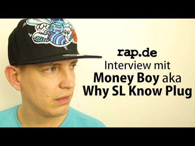 Money Boy über seine Namensänderung, Flaschenwürfe und Drogenfreiheit (rap.de-TV)