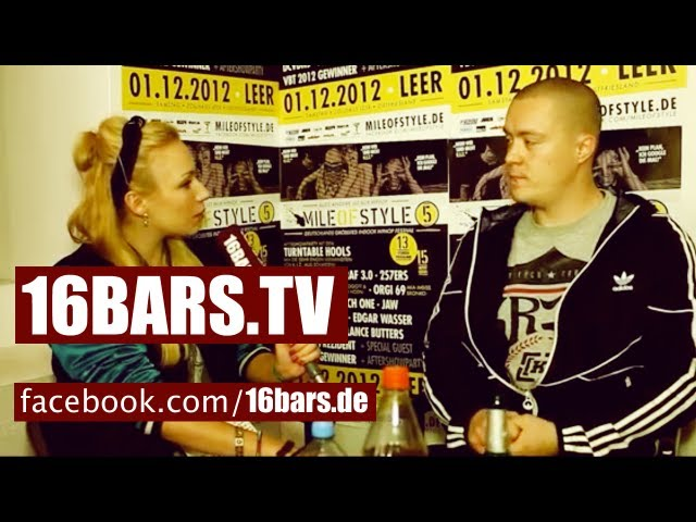 Mile Of Style 2012: Morlockk Dilemma im Interview (16BARS.TV)