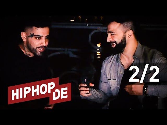 Mosh36: Fanfragen, Gesichtstattoos, Drogen, Beef, ausländ. Rap & Iraner-Kollabos (Interview) #waslos