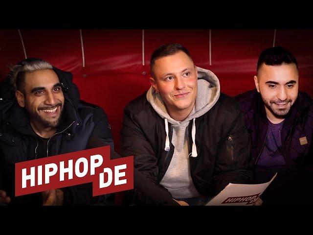 MoTrip, Ali As & Erich rasieren Mannheim AMK!! (Vlog) - Backstage