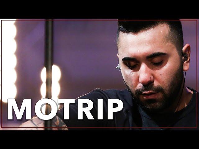 MoTrip über das Konzert mit Orchester & JIMEK (16BARS.TV)