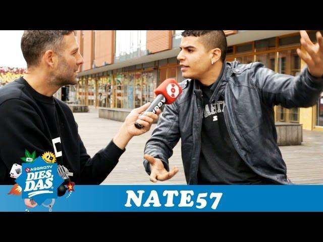 NATE57 - DIES DAS MIT MARKUS STAIGER (OFFICIAL HD VERSION AGGRO TV)