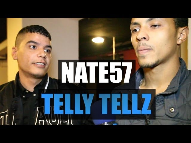 NATE57 UND TELLY TELLZ - LAND IN SICHT - JEZ´ ALLES AUS - INTERVIEW - TV STRASSENSOUND