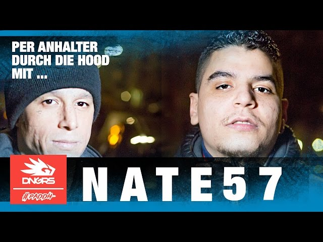 NATE57 - GAUNA, HAMBURG, BEEF, TRÄUME, RATTOS LOCOS