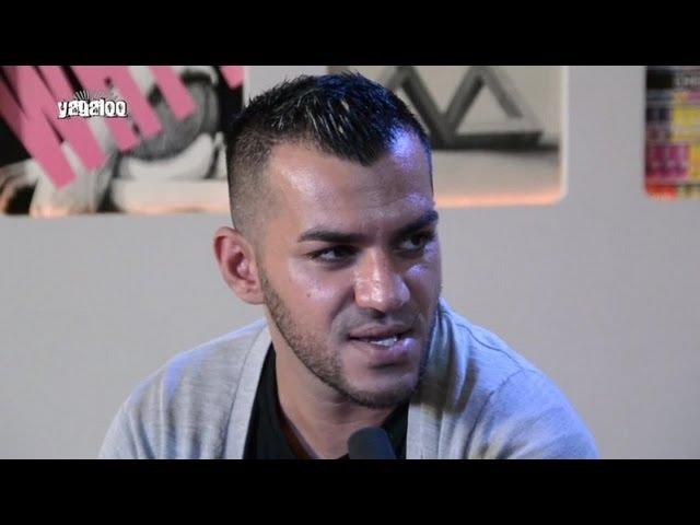 Rapper NAZAR beantwortet Fanfragen
