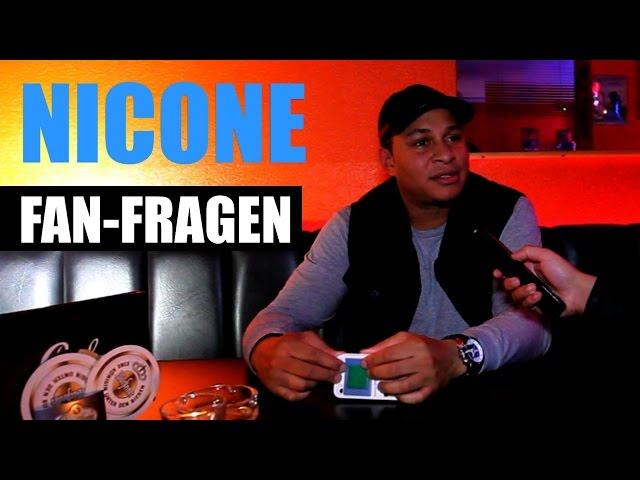 NICONE Fan Fragen: Fler Schulhof, Maskulin, Aggro, Farid Bang, Sido, Banger, G-Hot, Silla, MOK