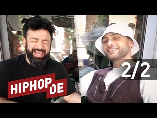Nimo: Fanfragen, Neider, Samy, Autotune, Rap-Rente, Lieblingsrapper & Iranisch (Interview) #waslos