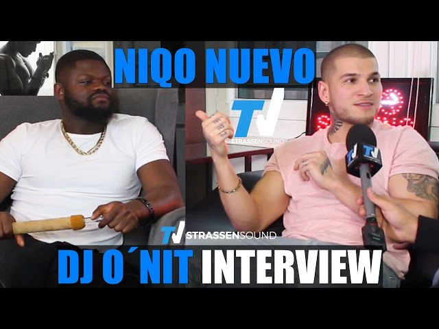 NIQO NUEVO & DJ O´NIT Interview: RNG, Latino, Marvin Game, Azet & Zuna, Chile, Fler, Manuellsen, RNB