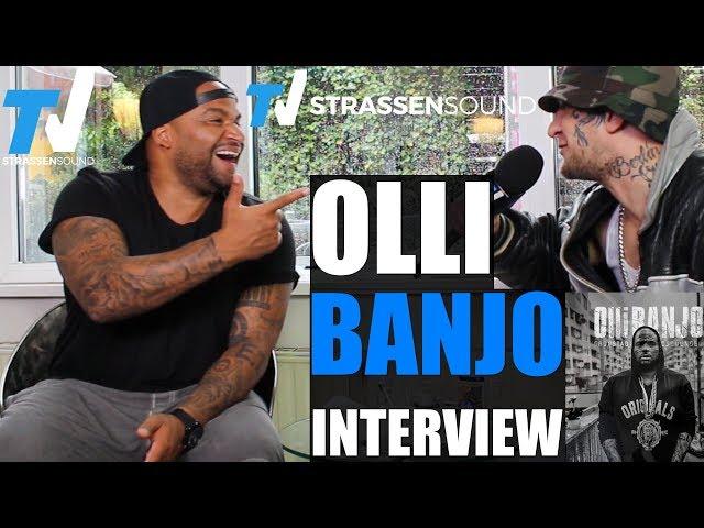 OLLI BANJO Interview mit MC Bogy: Großstadtdschungel, Versöhnung, Rap bis Rente, Religion, Prinz Pi