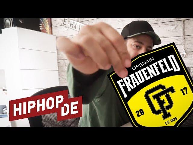 Openair Frauenfeld auf Nacken! Rooz verlost Tickets für Europas größtes Hiphop-Festival #waslos