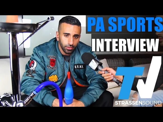 PA SPORTS Interview: Herkunft, Medienhype, Politiker, AFD, Anschlag, Phoenix Shisha Lounge, Signing