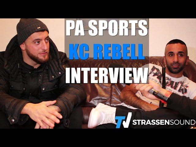 PA SPORTS & KC REBELL Interview: Tour, Kianush, Buch, Manuellsen, Haftbefehl, Eiskalte Killer, Film
