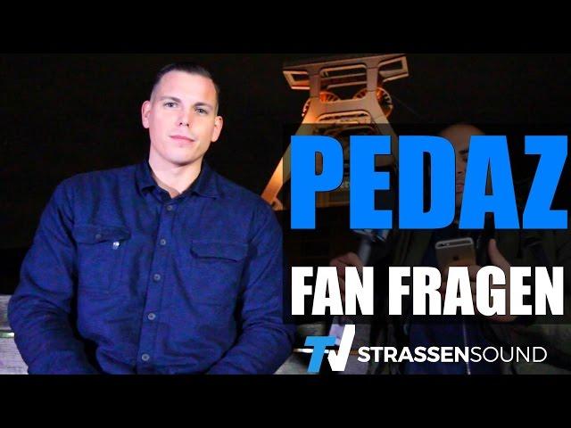 PEDAZ Fan Fragen: Trainingsplan, Schwermetall, Disko, MoTrip, B&K, KIZ, Alligatoah, Leroy Sane, SSIO