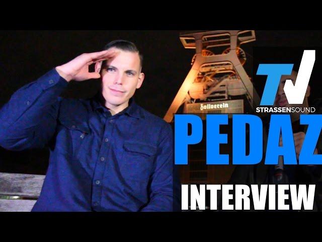PEDAZ Interview: Schwermetall, RAF, Sido, MoTrip, Epilepsie, Zeche Essen, B&K, Pott, Manta 3, PA, KC
