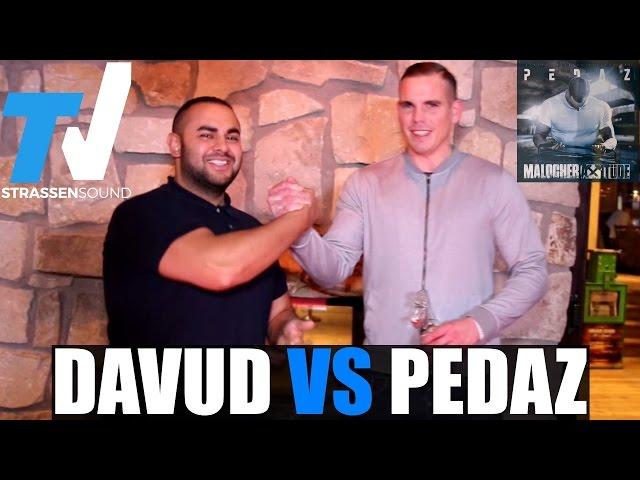 PEDAZ vs. DAVUD im Billard + Fan Fragen: Samy Deluxe, Ernährung, Tour, 257, Bogy, Osten, Tom Hardy