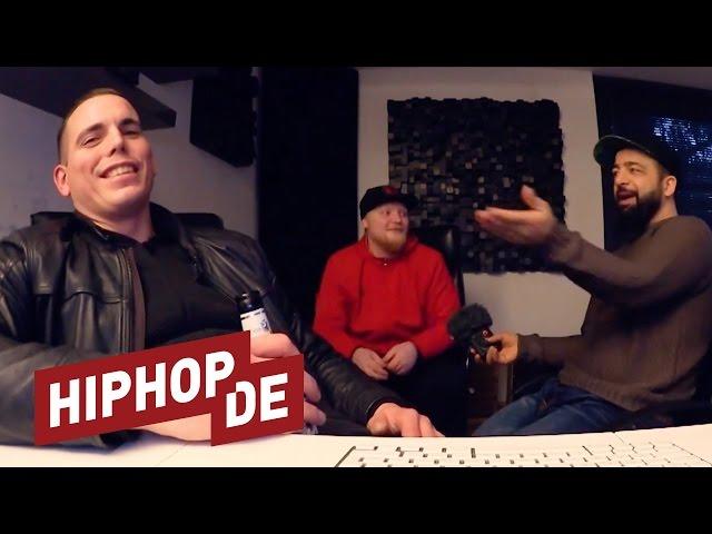Pedaz zeigt sein neues Album! Erzählungen über 257ers, PA Sports, Ruhrpott etc. (Interview) #waslos