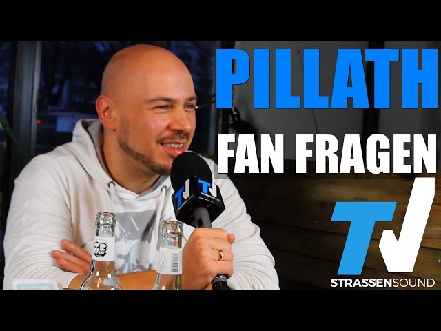 PILLATH Fan Fragen: Farid Bang, Snaga, Fard, Selfmade, Hot16, Manuellsen, Talion 3, MoTrip, Magath