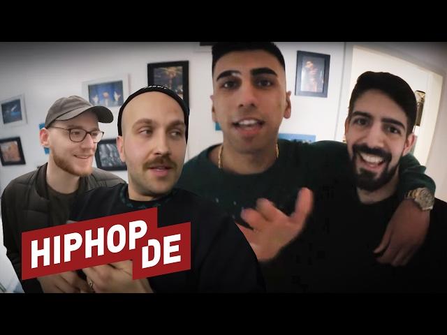 Plusmacher & Eno im Interview: Kleiner Einblick hinter die Kulissen – Aria & Daniel Backstage