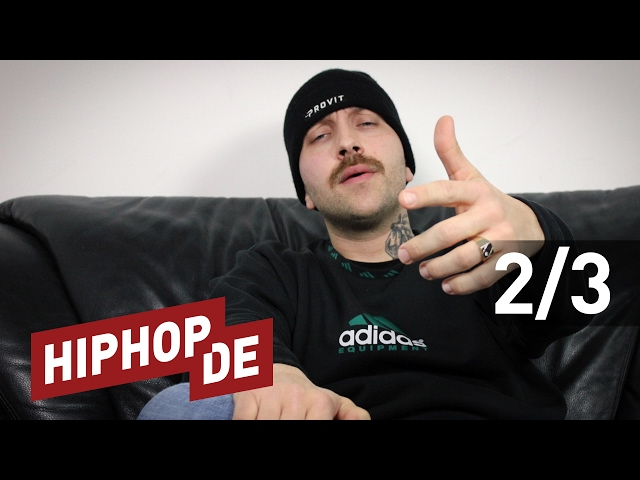 Plusmacher: Fanfragen, bürgerl. Name, Maxwell, LX, Karate Andi, egj uvm. (Interview) – On Point Talk