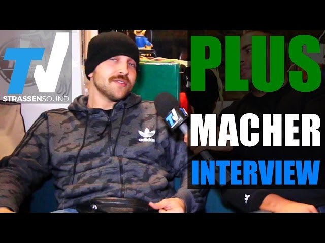 PLUSMACHER Interview: Die Ernte, Xatar, Kopfticker, Karate Andi, Magdeburg, Botaniker, SSIO, Marvin