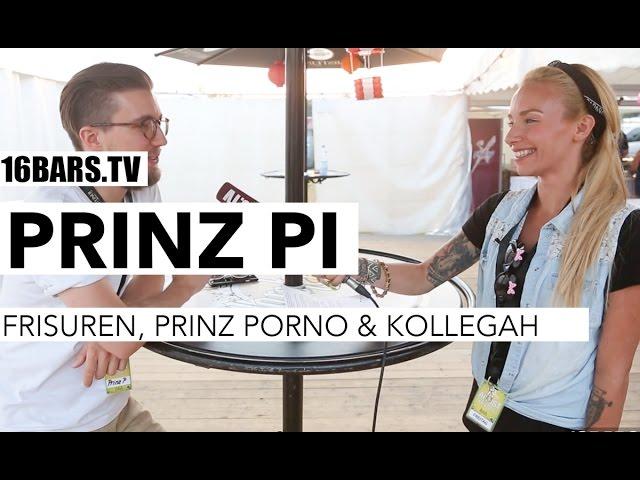 Prinz Pi über Frisuren, Prinz Porno & Kollegah (16BARS.TV)