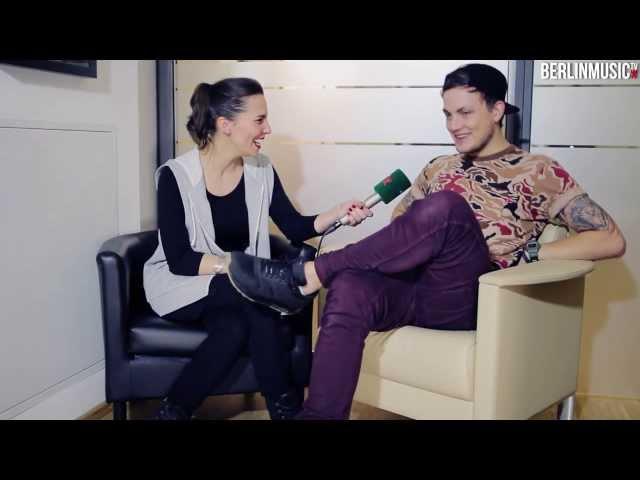 Psaiko.Dino im Interview über #hangster (Part 1/2) BERLINMUSIC.TV
