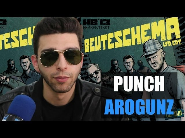 PUNCH AROGUNZ INTERVIEW: Saad, JuliensBlog, EstA, Weekend, VBT, JBB, Aggro, Wolverine, Bushido, Sido