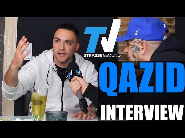 QAZID Interview: Politischer Rap, Islam, Kianush, Bogy, Berlin, Studium, Lyric, Palästina, Gedicht