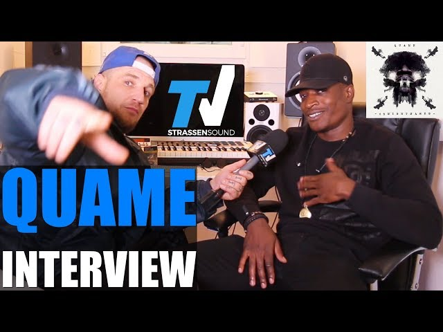 QUAME Interview mit MC Bogy: Berlin, Basic, 65 Nightmares, Run-D.M.C., Ghana, Wedding, Karriere, Rap