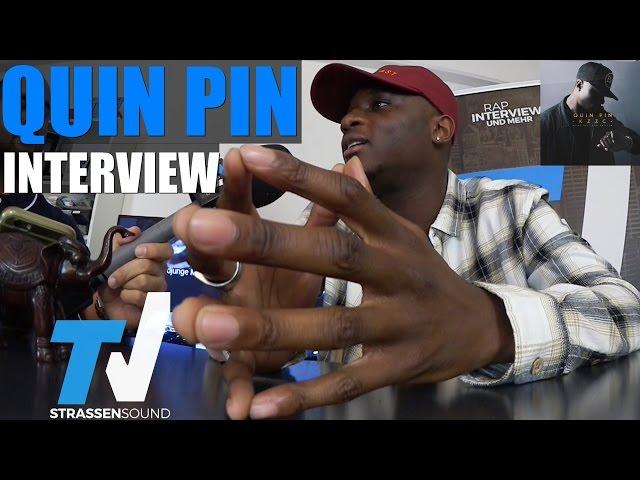 QUIN PIN Interview: EP, Oberhausen, DJ, Sierra Kidd, Kanye, Olexesh, Ghana, Micel O, Isoliert, Gorex