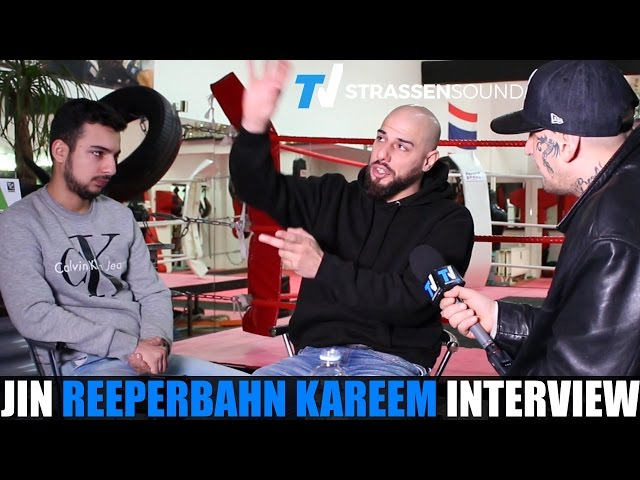REEPERBAHN KAREEM & JIN Interview: MC Bogy, Nate57, Hamburg, Kampfsport, Bacapon, Zuhälterei, BOZ
