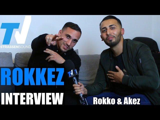 ROKKEZ Interview: Rokko, Akez, Automatikk, ZDF Fernsehgarten, Wunderschön, Atillah, Nürnberg, Sport