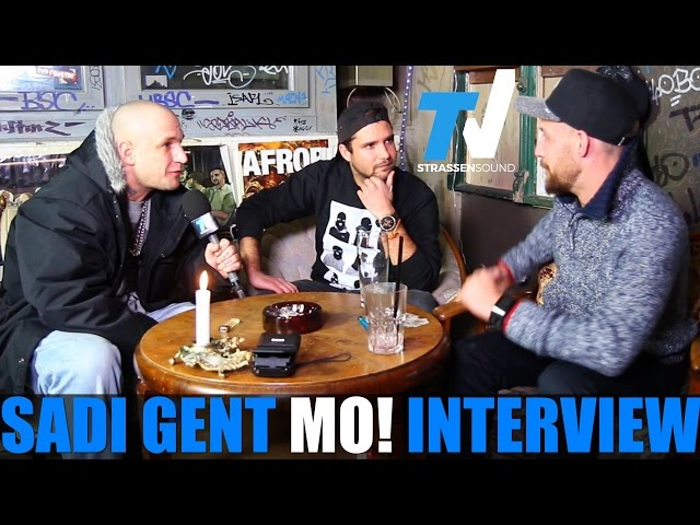 SADI GENT & MO! Interview: Off EP, Berlin, Biten, Biografie, Herzog, Live, Yanicar, Rap, Alligatoah