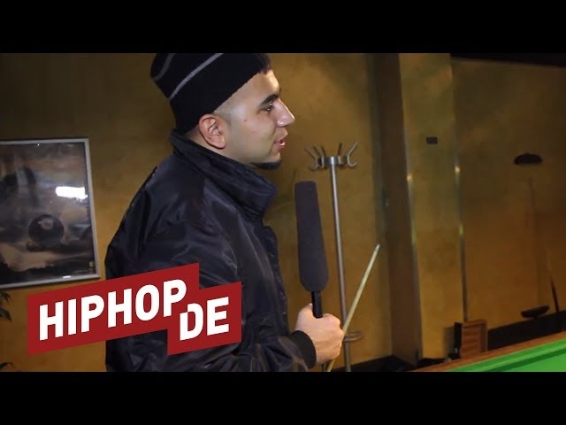 SadiQ beim Snookern (Interview) - Do or Die