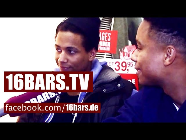 Interview: SAM auf dem OpenIn´Festival (16BARS.TV)