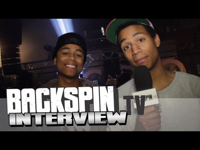 SAM (Interview) | BACKSPIN TV #465