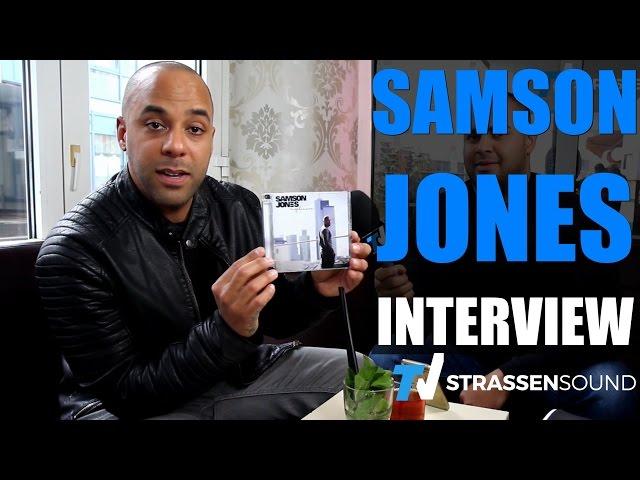 SAMSON JONES Interview: Angekommen, Jonesmann, Vega, Frankfurt, Azad, Über Die Grenze, Bushido, RnB